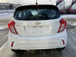 White[Summit White] 2019 Chevrolet Spark Rear of Vehicle Photo in Calgary AB