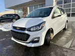 White[Summit White] 2019 Chevrolet Spark Left Front Head Light / Bumper and Grill in Calgary AB