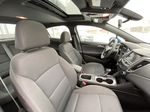 Blue[Kinetic Blue Metallic] 2019 Chevrolet Cruze LT Right Side Front Seat  Photo in Calgary AB