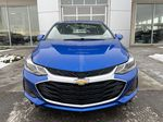 Blue[Kinetic Blue Metallic] 2019 Chevrolet Cruze LT True North Front Vehicle Photo in Calgary AB