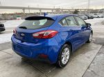 Blue[Kinetic Blue Metallic] 2019 Chevrolet Cruze LT True North Right Rear Corner Photo in Calgary AB