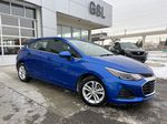Blue[Kinetic Blue Metallic] 2019 Chevrolet Cruze LT True North Primary Listing Photo in Calgary AB