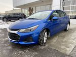 Blue[Kinetic Blue Metallic] 2019 Chevrolet Cruze LT True North Left Front Head Light / Bumper and Grill in Calgary AB