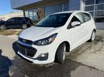 White[Summit White] 2019 Chevrolet Spark 1LT Left Front Head Light / Bumper and Grill in Calgary AB
