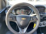 White[Summit White] 2019 Chevrolet Spark 1LT Steering Wheel and Dash Photo in Calgary AB