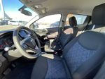 White[Summit White] 2019 Chevrolet Spark 1LT Left Front Interior Photo in Calgary AB