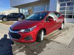 Red[Cajun Red Tintcoat] 2019 Chevrolet Cruze LT True North Left Front Head Light / Bumper and Grill in Calgary AB