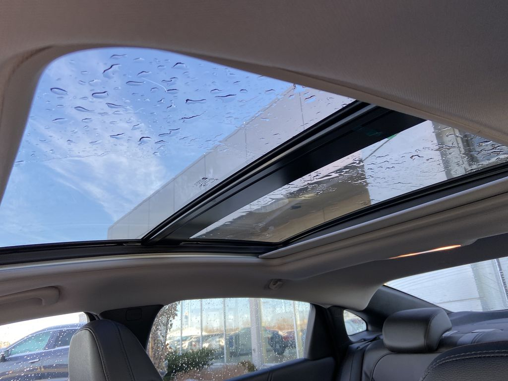 Silver[Silver Ice Metallic] 2020 Chevrolet Malibu Premier Sunroof Photo in Calgary AB