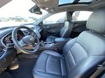 Silver[Silver Ice Metallic] 2020 Chevrolet Malibu Premier Left Front Interior Photo in Calgary AB