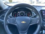 Silver[Silver Ice Metallic] 2020 Chevrolet Malibu Premier Steering Wheel and Dash Photo in Calgary AB