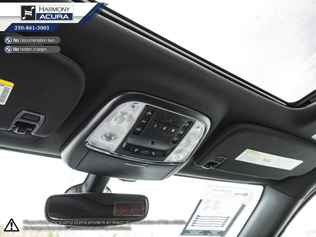 Red - Velvet Red Pearl 2017 Jeep Grand Cherokee Central Dash Options Photo in Kelowna BC