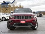 Red - Velvet Red Pearl 2017 Jeep Grand Cherokee Left Front Interior Photo in Kelowna BC