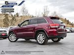 Red - Velvet Red Pearl 2017 Jeep Grand Cherokee Left Side Rear Seat  Photo in Kelowna BC