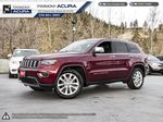 Red - Velvet Red Pearl 2017 Jeep Grand Cherokee Primary Listing Photo in Kelowna BC