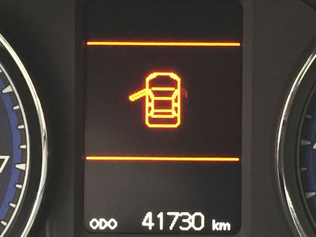 BROWN 2018 Toyota Corolla LE Upgrade Odometer Photo in Sherwood Park AB
