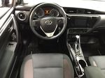 BROWN 2018 Toyota Corolla LE Upgrade Left Front Seat Photo in Sherwood Park AB