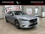 Silver[Sonic Silver Mica] 2016 Mazda Mazda6 GT Automatic Primary Listing Photo in Sherwood Park AB