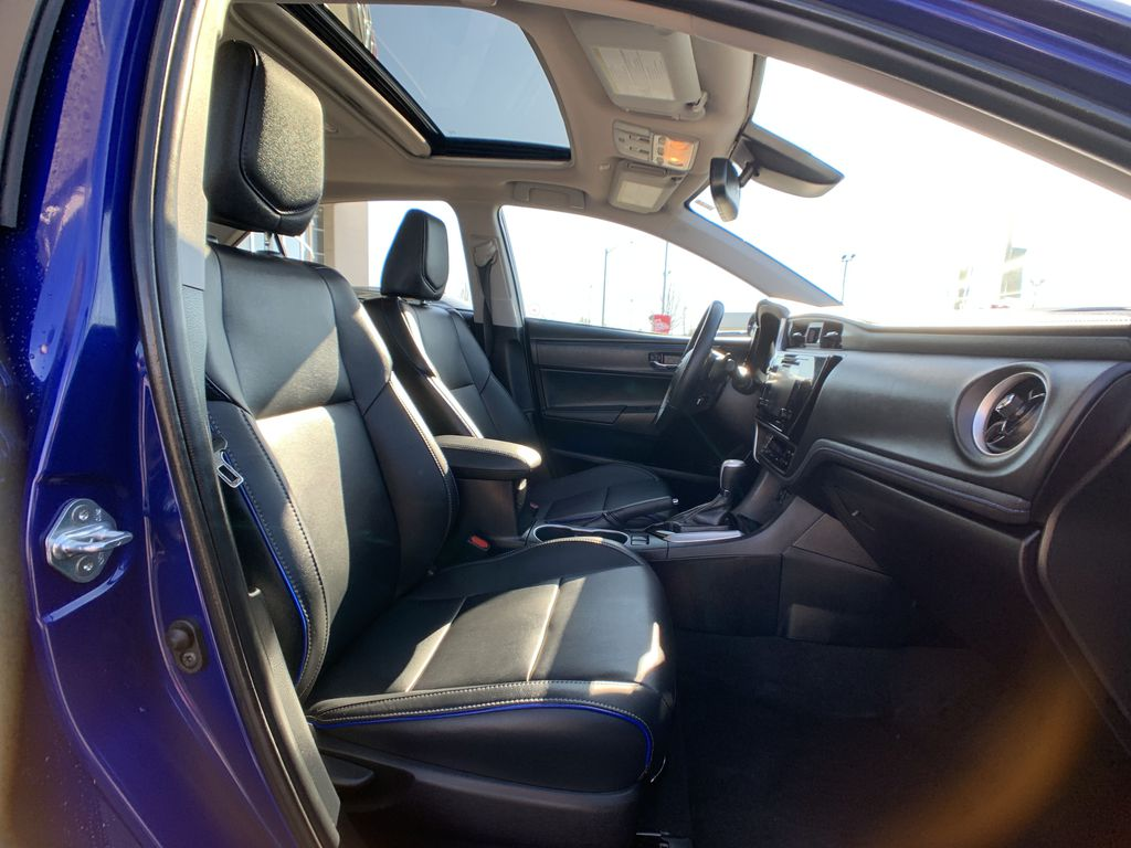 Blue 2019 Toyota Corolla Right Side Front Seat  Photo in Brampton ON