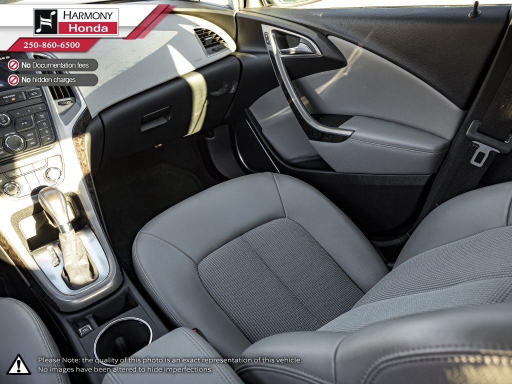 Red - Crystal Red Tintcoat 2015 Buick Verano TV / Special Photo in Kelowna BC