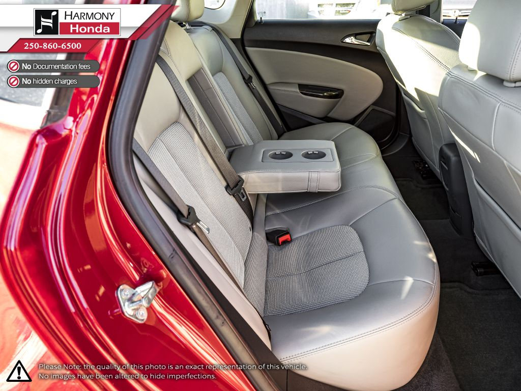 Red - Crystal Red Tintcoat 2015 Buick Verano Audio/Video Photo in Kelowna BC