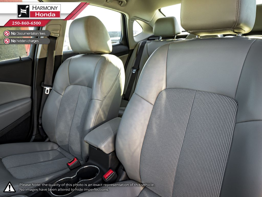 Red - Crystal Red Tintcoat 2015 Buick Verano Left Driver Controlled Options Photo in Kelowna BC