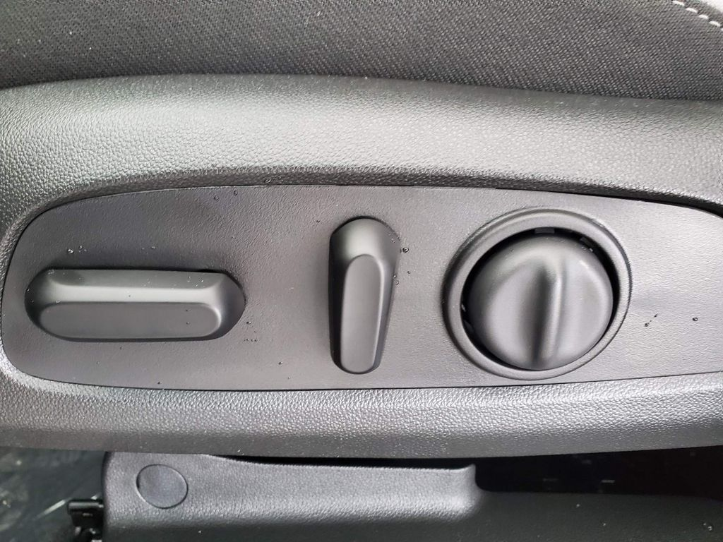 Blue 2021 Chevrolet Equinox Left Front Interior Photo in Airdrie AB