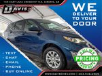Blue 2021 Chevrolet Equinox Primary Listing Photo in Airdrie AB