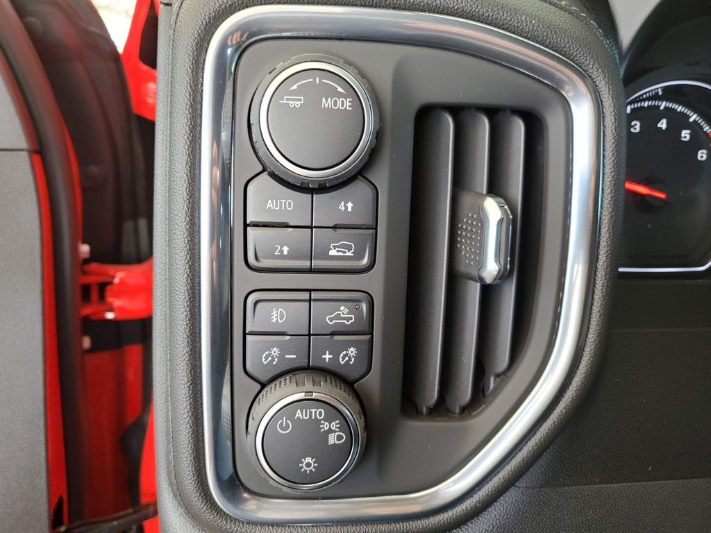 Red 2021 Chevrolet Silverado 1500 Front Vehicle Photo in Airdrie AB