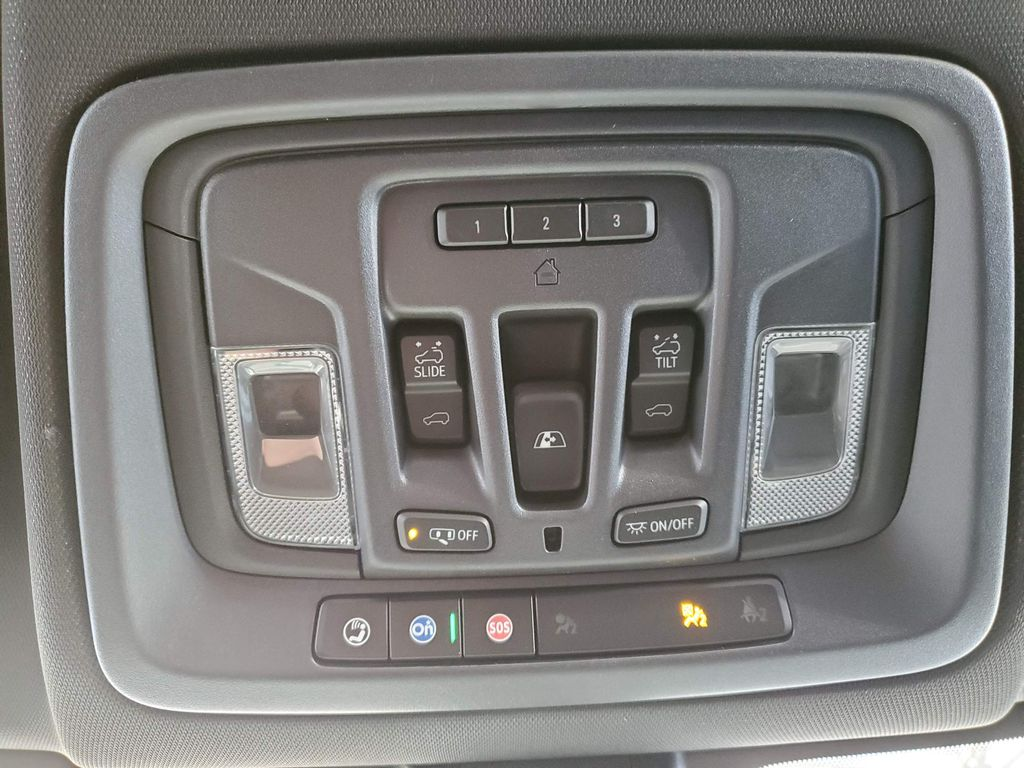 Brown 2021 Chevrolet Silverado 2500HD Center Console Photo in Airdrie AB