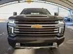 Brown 2021 Chevrolet Silverado 2500HD Left Front Corner Photo in Airdrie AB