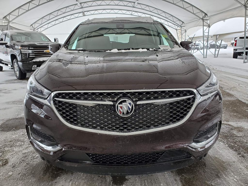 2021 Buick Enclave Left Front Corner Photo in Airdrie AB