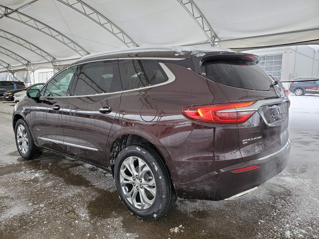 2021 Buick Enclave Strng Wheel: Frm Rear in Airdrie AB