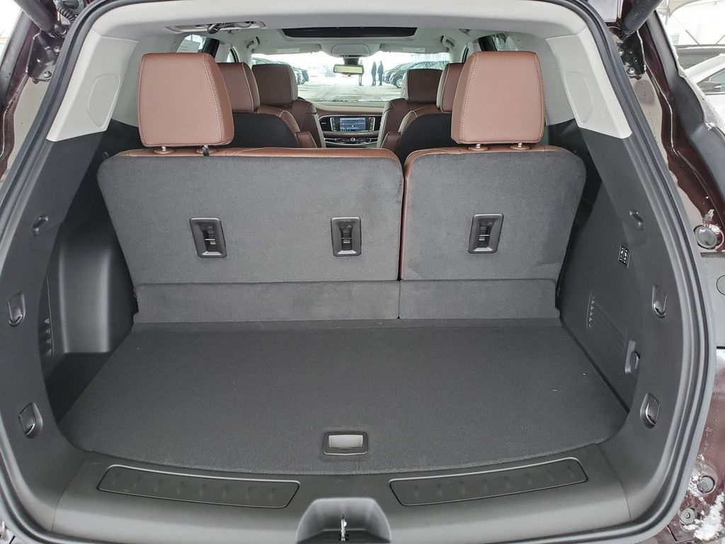 2021 Buick Enclave Right Rear Corner Photo in Airdrie AB