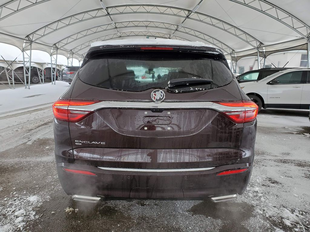 2021 Buick Enclave Rear of Vehicle Photo in Airdrie AB