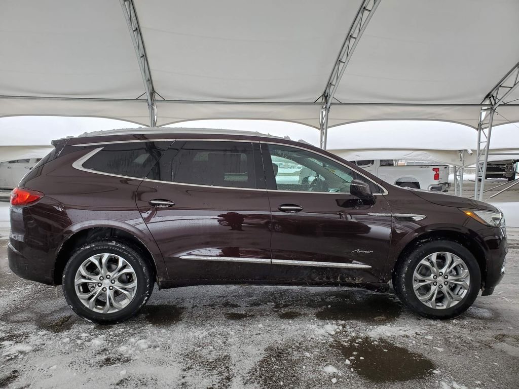 2021 Buick Enclave Right Side Rear Seat  Photo in Airdrie AB