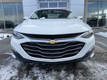 White[Iridescent Pearl Tricoat] 2019 Chevrolet Malibu LT Front Vehicle Photo in Calgary AB