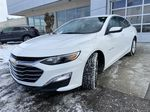 White[Iridescent Pearl Tricoat] 2019 Chevrolet Malibu LT Left Front Head Light / Bumper and Grill in Calgary AB