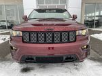 Red[Velvet Red Pearl] 2020 Jeep Grand Cherokee Altitude Front Vehicle Photo in Calgary AB