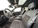 Red[Velvet Red Pearl] 2020 Jeep Grand Cherokee Altitude Left Front Interior Photo in Calgary AB
