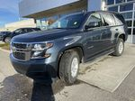 Gray[Satin Steel Metallic] 2019 Chevrolet Tahoe LS Left Front Head Light / Bumper and Grill in Calgary AB