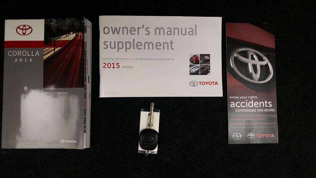 Silver[Classic Silver Metallic] 2015 Toyota Corolla CE - Automatic, Bluetooth, SAVE ON FUEL Mobile Accessories in Winnipeg MB