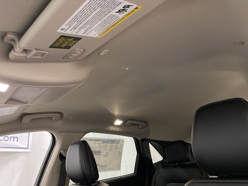 Blue[Blue Metallic] 2020 Ford Escape Sunroof Photo in Dartmouth NS