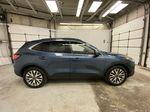 Blue[Blue Metallic] 2020 Ford Escape Right Side Photo in Dartmouth NS