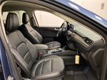 Blue[Blue Metallic] 2020 Ford Escape Right Side Front Seat  Photo in Dartmouth NS