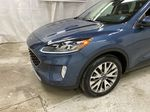 Blue[Blue Metallic] 2020 Ford Escape Left Front Corner Photo in Dartmouth NS