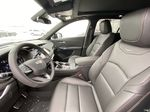 Gray[Shadow Metallic] 2021 Cadillac XT4 Sport Left Front Interior Photo in Calgary AB