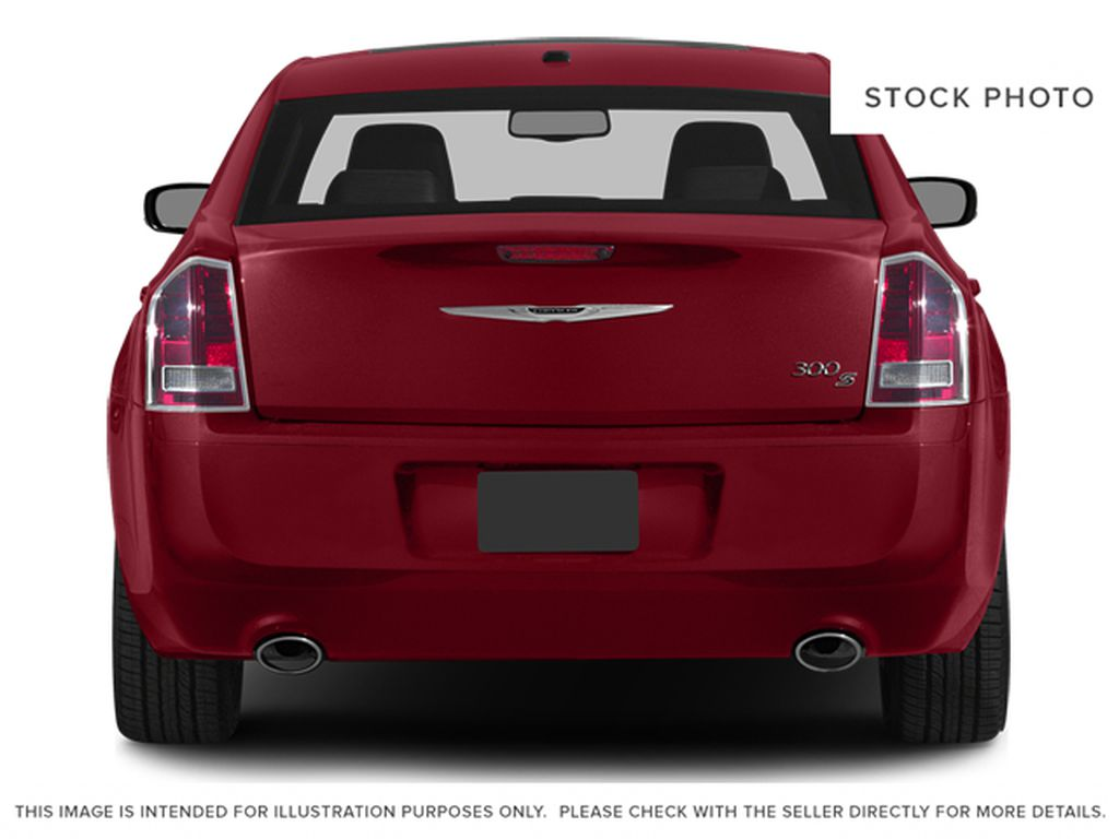 White[Bright White Clearcoat] 2014 Chrysler 300 Rear of Vehicle Photo in Cold Lake AB