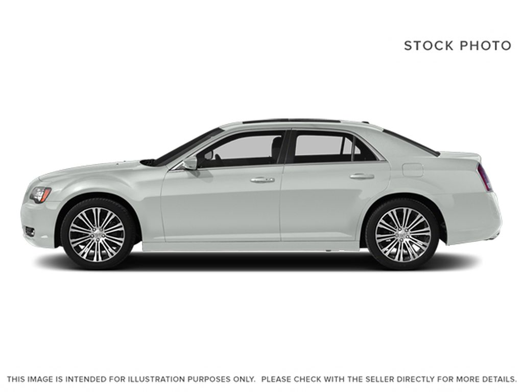 White[Bright White Clearcoat] 2014 Chrysler 300 Left Side Photo in Cold Lake AB