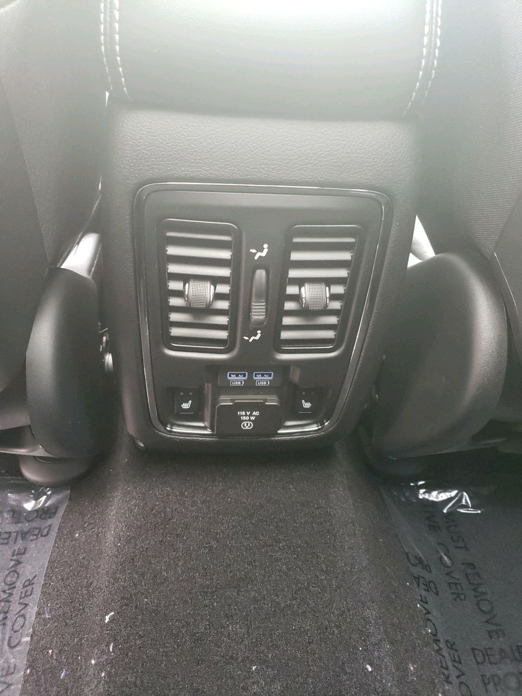 White 2021 Jeep Grand Cherokee Left Side Rear Seat  Photo in Fort Macleod AB