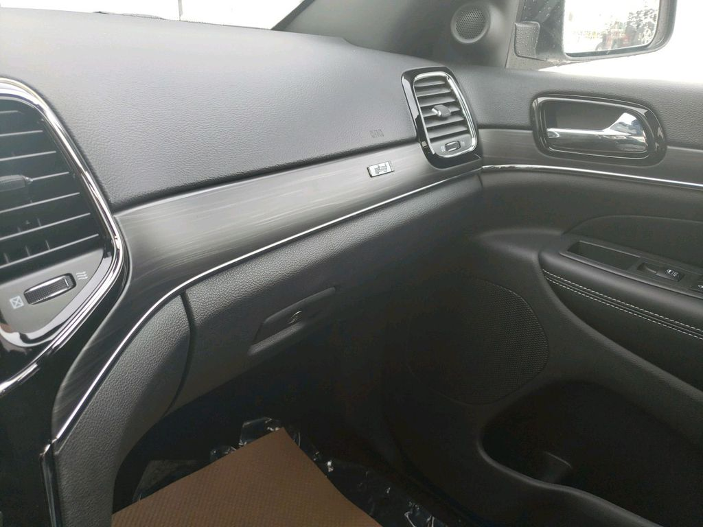 White 2021 Jeep Grand Cherokee Engine Compartment Photo in Fort Macleod AB